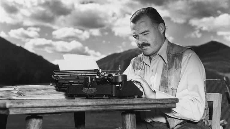Ernest Hemingway cafeaua Scriitorii si cafeaua Ernest Hemingway