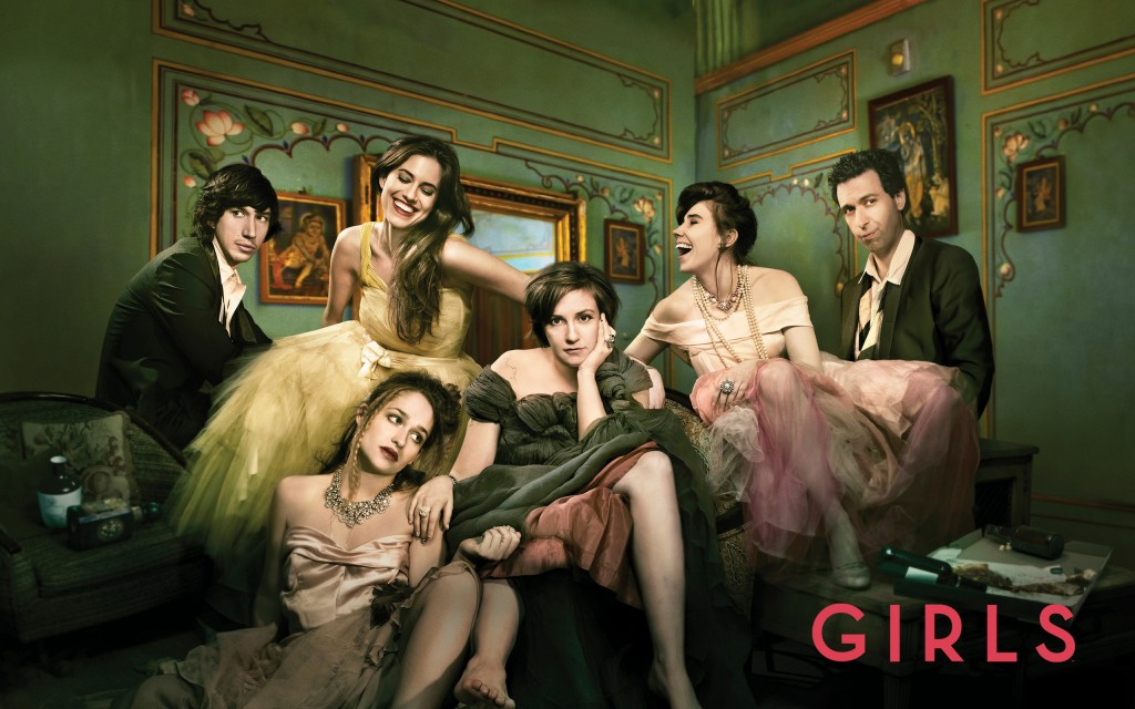 Girls  seriale La ce seriale ne mai uitam? Girls TV Series HBO  Wide Wallpaper