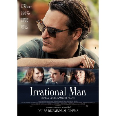 Irrational Man Presscafe Irrational Man Irrational Man sau Woody Allen not at his best Irrational Man Presscafe