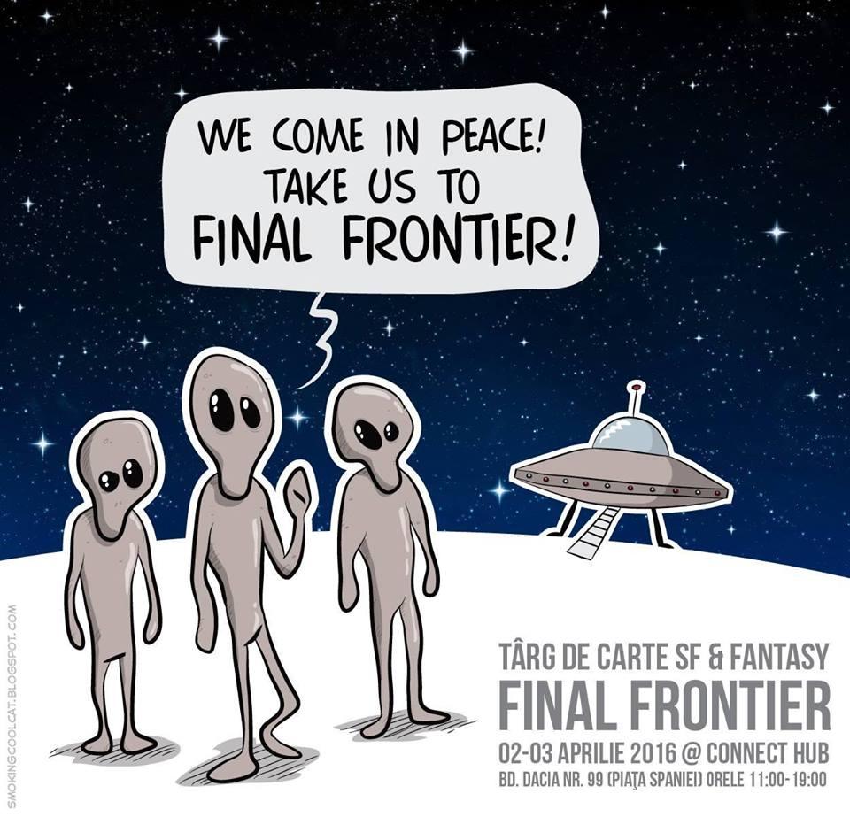 SF & Fantasy SF & Fantasy Final Frontier: Targ de carte SF & Fantasy SF Fantasy 1