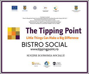 The Tipping Point The Tipping Point The Tipping Point – bistro cu lounge in seif banner web www