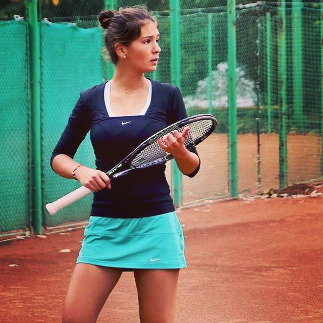 """Cristina Ene cristina ene Cristina Ene - """"tenisul m-a ajutat sa evoluez din toate punctele de vedere"""" 10399916 1096374587050246 7321151968500215400 n"""