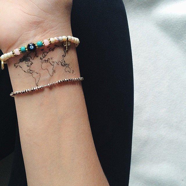 tatuaj tatuaje 20 de tatuaje mici pe care le vei adora Around World