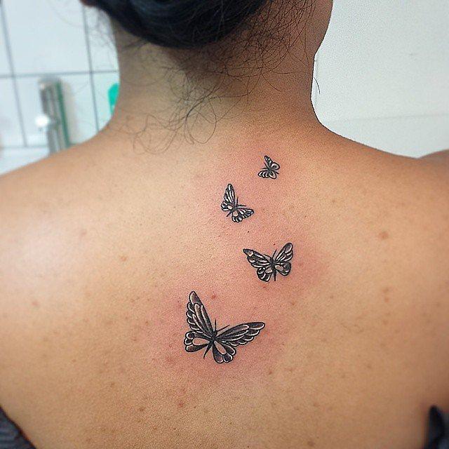 tatuaj tatuaje 20 de tatuaje mici pe care le vei adora Spread Your Wings