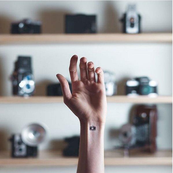 tatuaj tatuaje 20 de tatuaje mici pe care le vei adora Take Your Shot