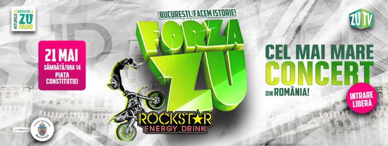 eveniment forza zu evenimente Evenimente de neratat in weekendul 20 – 22 mai eveniment forza zu