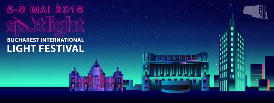 light festival spotlight A doua editie SPOTLIGHT ne lumineaza serile de mai light festival