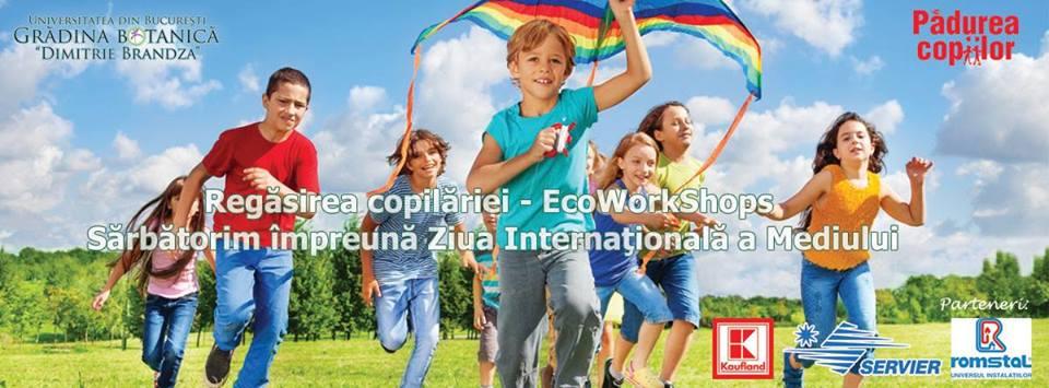 evenimente de neratat ziua internationala a mediului evenimente Evenimente de neratat in weekendul 3 – 5 iunie evenimente de neratat ziua internationala a mediului