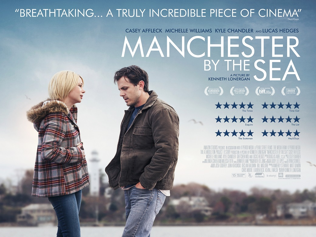 Oscar Oscar And the winner of the Oscar is.... Manchester By the Sea UK Poster