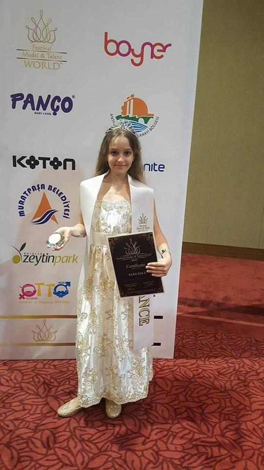Theodora Pufulescu, Little Miss World România 2017 18403615 945509395591400 5893100732194611961 n
