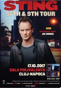 Sting vine pentru prima dată la Cluj Napoca 291328