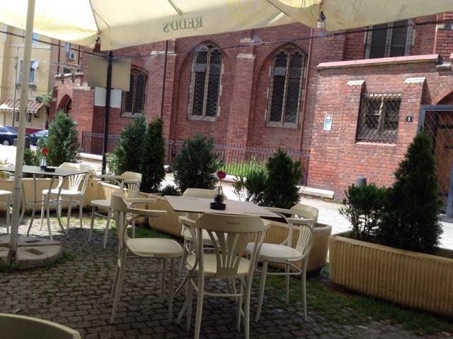 Cafe Mon Jardin este refugiul unde voi reveni Cafe Mon Jardin