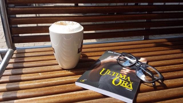 """""""Ultima oră"""" de Alina Grozea este propunerea Presscafe pentru lectură Cartea zilei"""