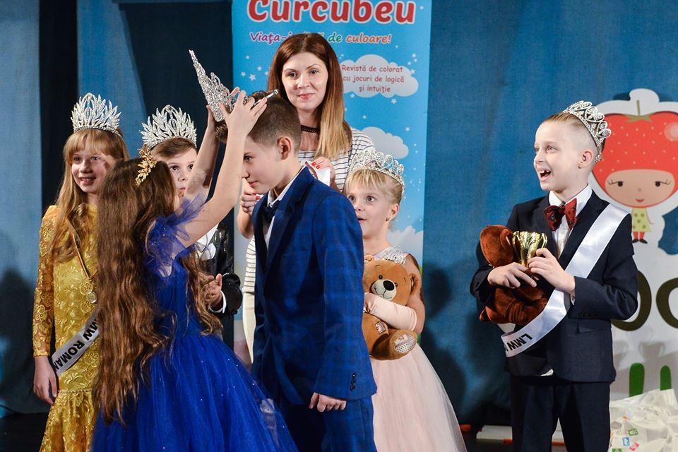 Mario Fabian Busuioc, Little Mister World România 2017 Fabian Mario Busuioc