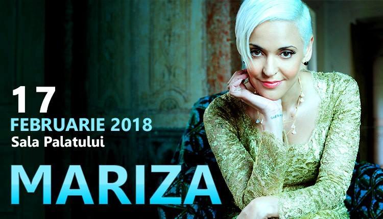 MARIZA, noua regină a muzicii fado, revine la București Mariza concert