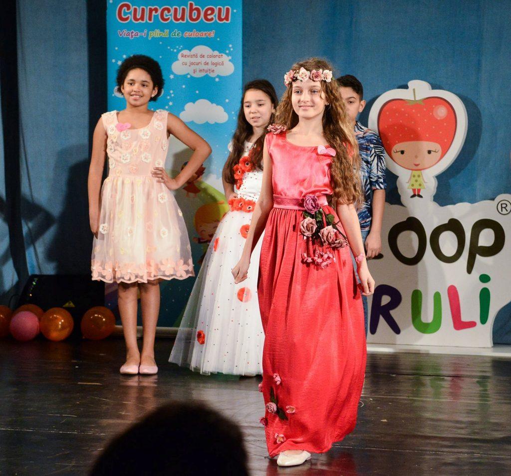 Theodora Pufulescu, Little Miss World România 2017 Theodora