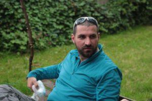 """sport ciclism bicicleta muzica Alexandru Butnariu a găsit echilibrul între sport, adrenalină și """"hippioțeală"""" 13247910 1297773826918118 6478043663243367076 o"""