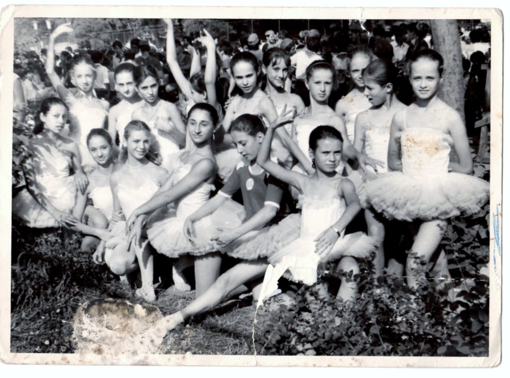 Beatrice Uscatu, o viață dedicată dansului 23 august