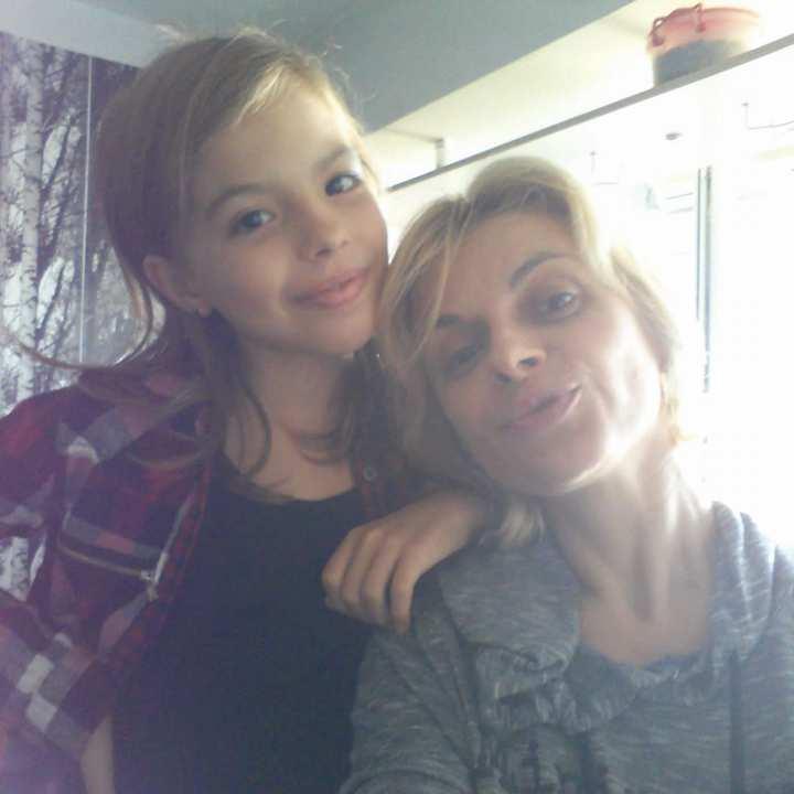 Adela Alexescu este născută să fie campioană Adela si mama ei