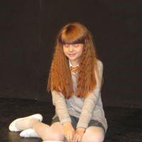 Alexia Mirițescu, copilul pentru care arta este a doua natură Alexia teatru