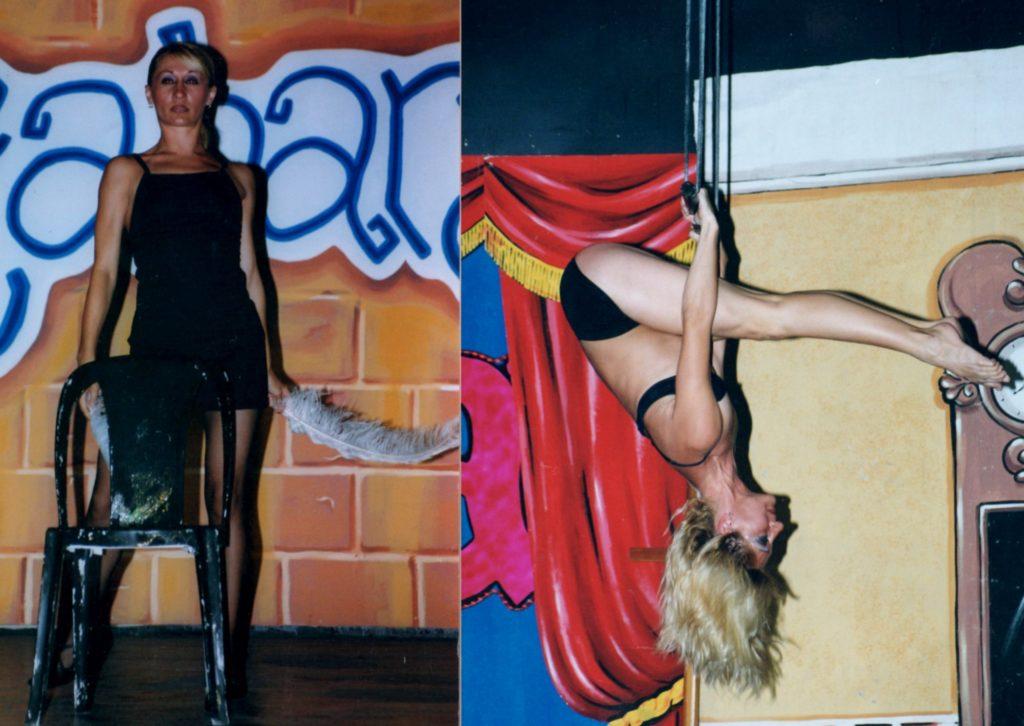 Beatrice Uscatu, o viață dedicată dansului Beatrice 2