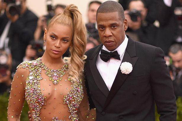 S-au aflat numele gemenilor lui Beyoncé Beyonce and Jay Z