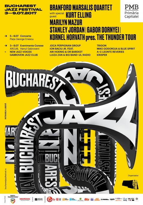 Bucharest Jazz Festival aduce nume de Grammy și concerte în aer liber la București Bucharest Jazz Festival