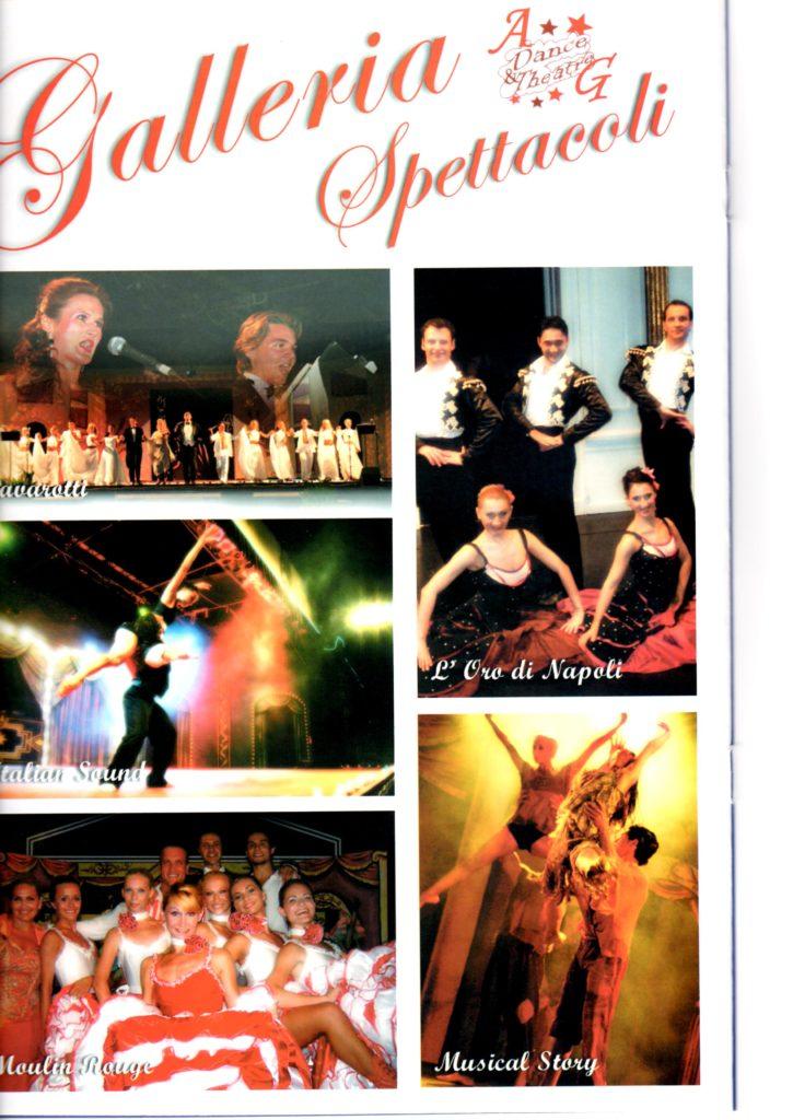 Beatrice Uscatu, o viață dedicată dansului CARMEN BETRICE USCATU