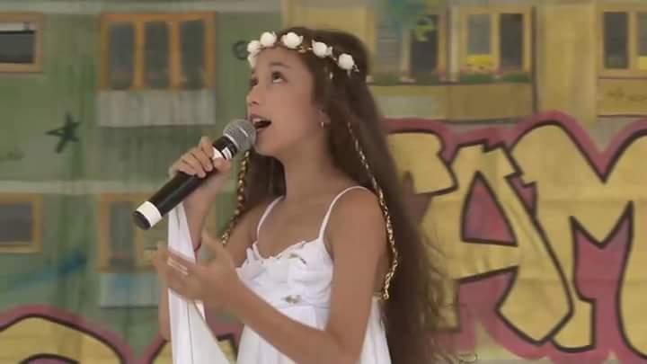 Caterina Casaburi strălucește pe scenele lumii Canto 3