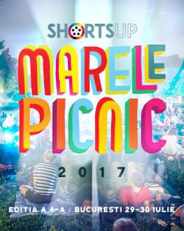 Marele Picnic ShortsUp în ultima zi Marele picnic