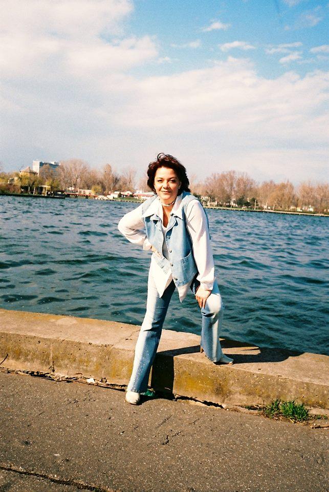 Cântăreața Marina Scupra a murit la doar 49 de ani Marina Scupra