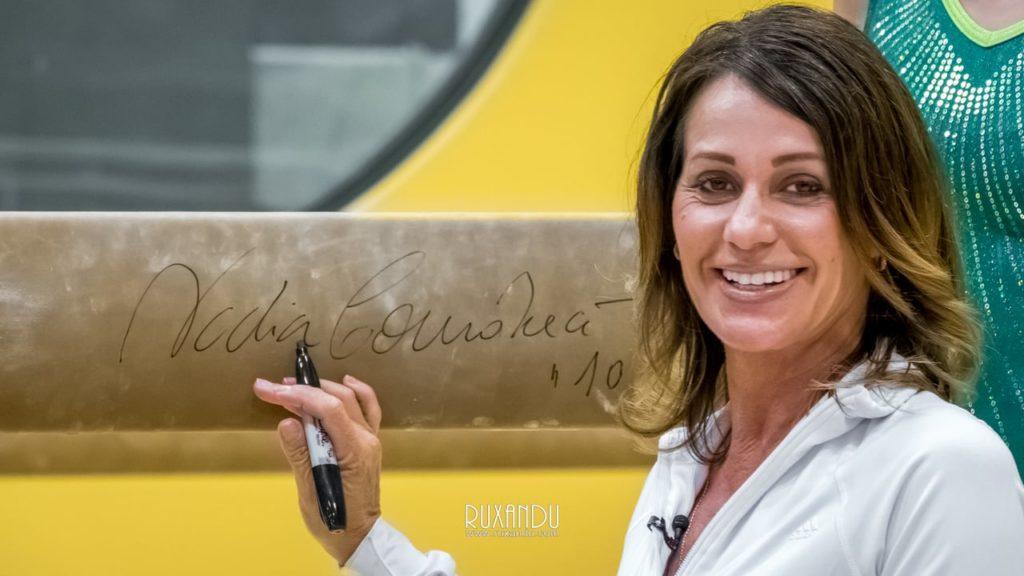 41 de ani de când nadia comăneci a scris istorie 41 de ani de când Nadia Comăneci a scris istorie Nadia Comaneci 1