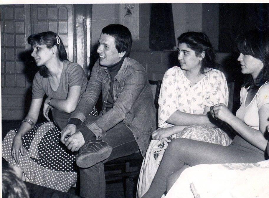 Nuami Dinescu sau ce înseamnă să fii OM Nuami si colegii