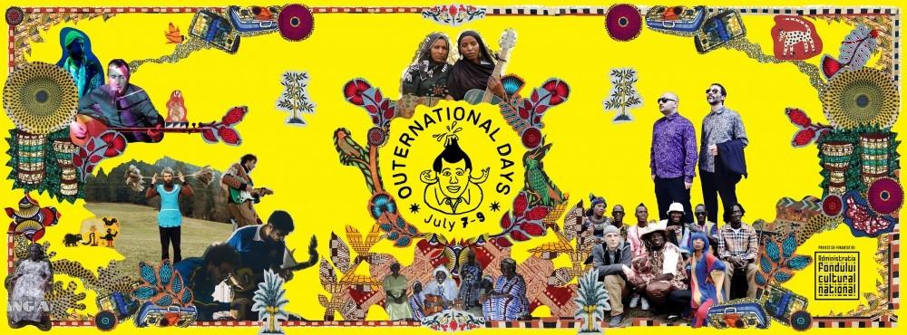Festivalul Outernational Days începe astăzi la București Outernational Days