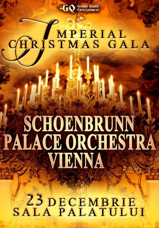 Schoenbrunn Palace Orchestra Vienna, în concert la București Schoenbrunn Orchestra
