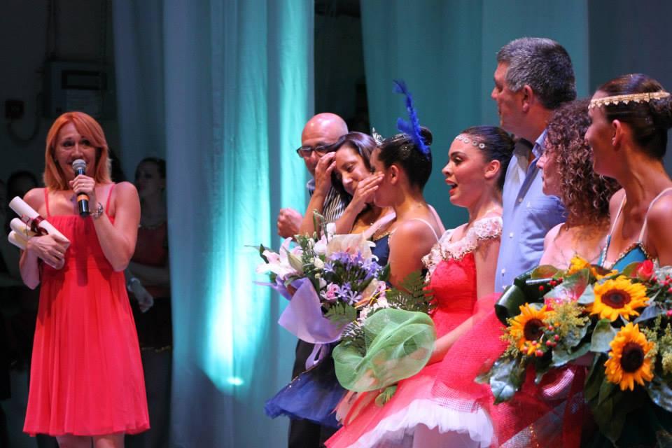 Beatrice Uscatu, o viață dedicată dansului diplomante Crotone