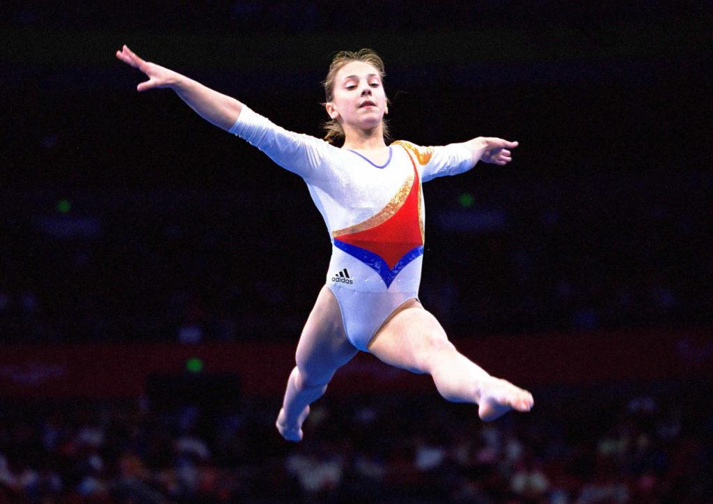 Andreea Răducan a fost aleasă președinte al Federației Române de Gimnastică Andreea Raducan 1