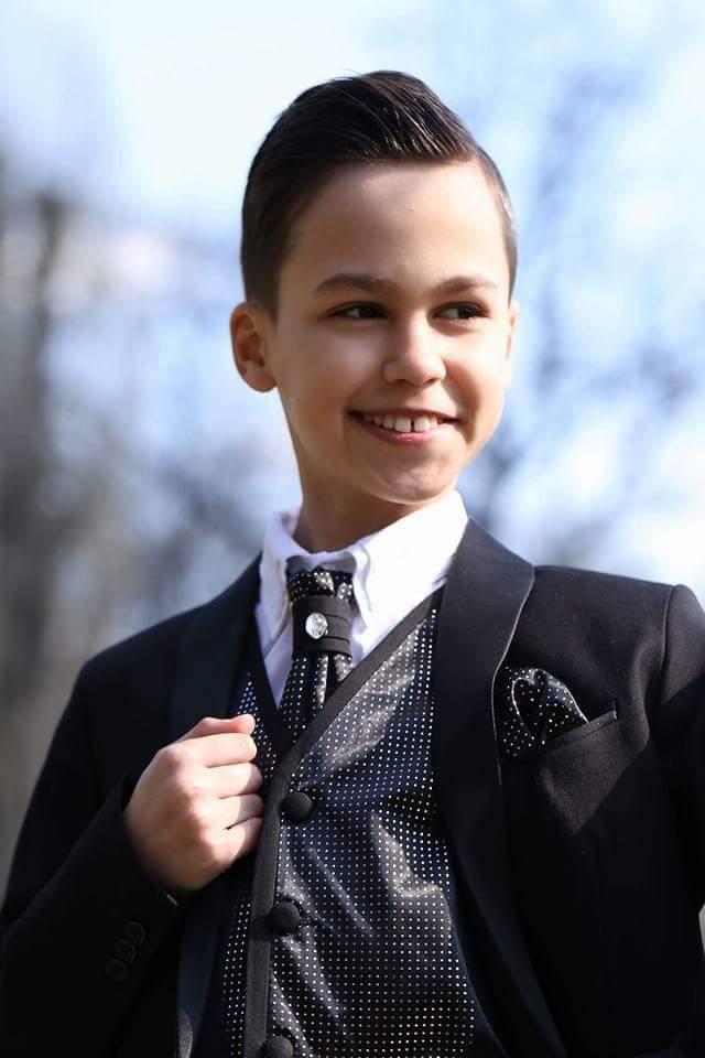 Andrei Ciobanu, micul mare dansator Andrei