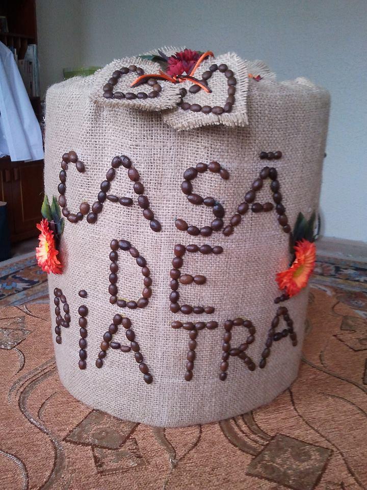 Gabriela Grigore oferă personalitate cadourilor Casa de piatra