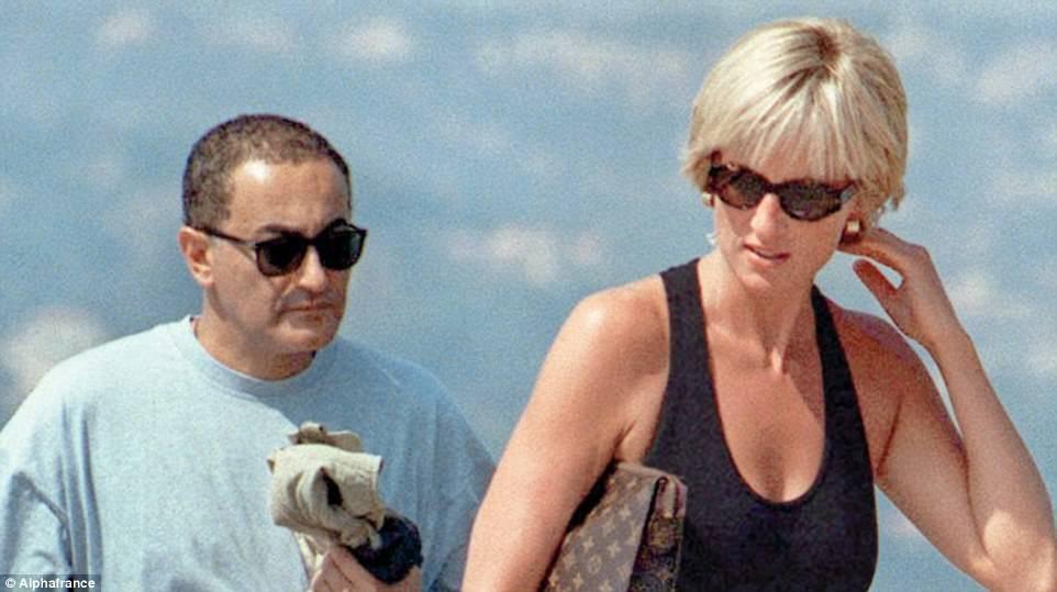 Viața, suferința și moartea Prințesei Diana Diana si Dodi