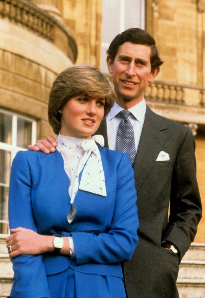 Viața, suferința și moartea Prințesei Diana Printesa Diana si Charles