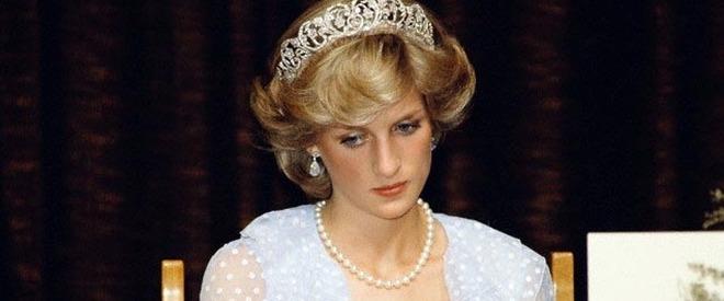 Viața, suferința și moartea Prințesei Diana Printesa Diana