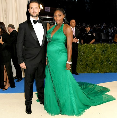 Serena Williams, gravidă și dezgolită pe coperta unei reviste serena williams alexis ohanian