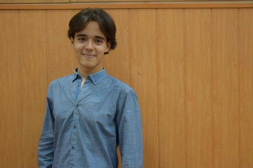 Darius Iordăchioae-Nouri sau pasiunea de a fi debater Cover 1