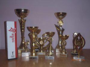 Izabela Ilie, talent și eleganță la doar 9 ani Cupe