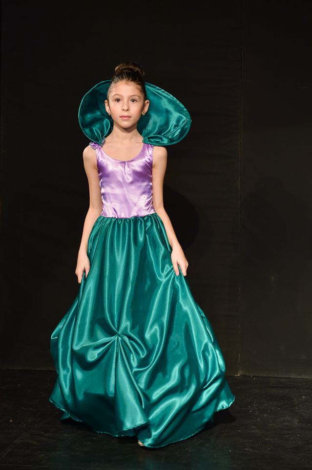 Izabela Ilie  Izabela Ilie, talent și eleganță la doar 9 ani Isabela