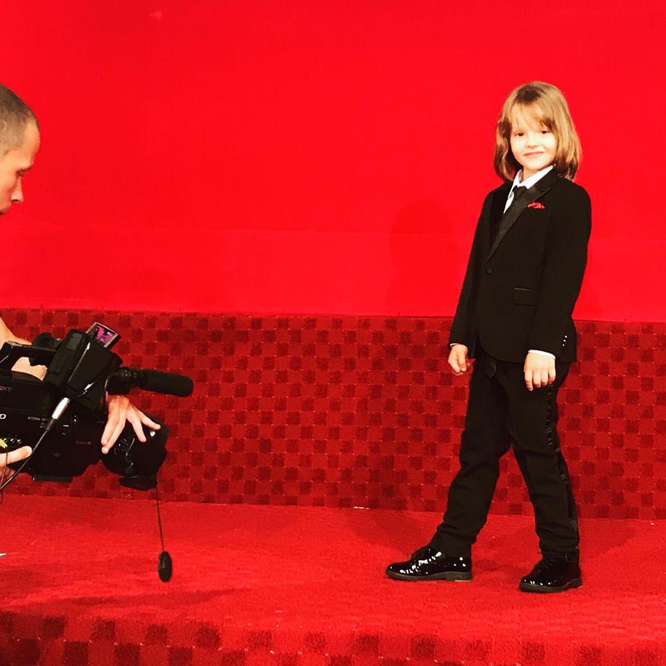 David Dobrincu, băiețelul talentat și frumos din reclame Modelling