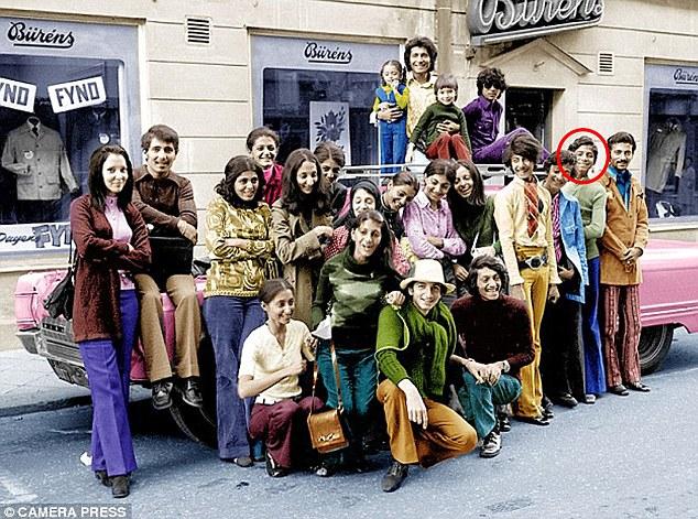 Osama bin Laden, omul din spatele teroristului (II) in suedia 1