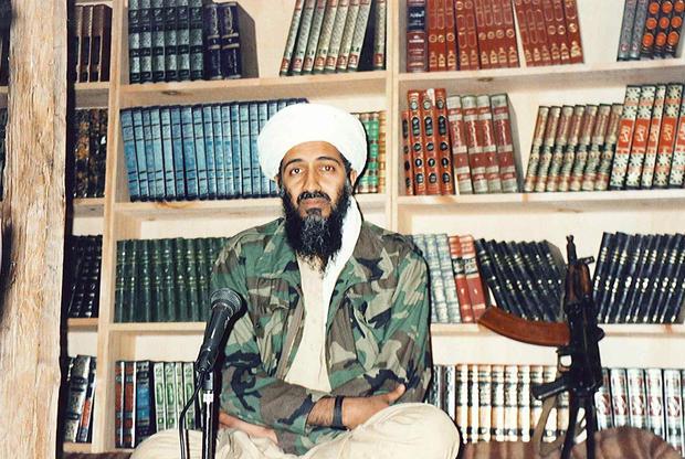 Osama bin Laden, omul din spatele teroristului (III) osama bin lad biblioteca