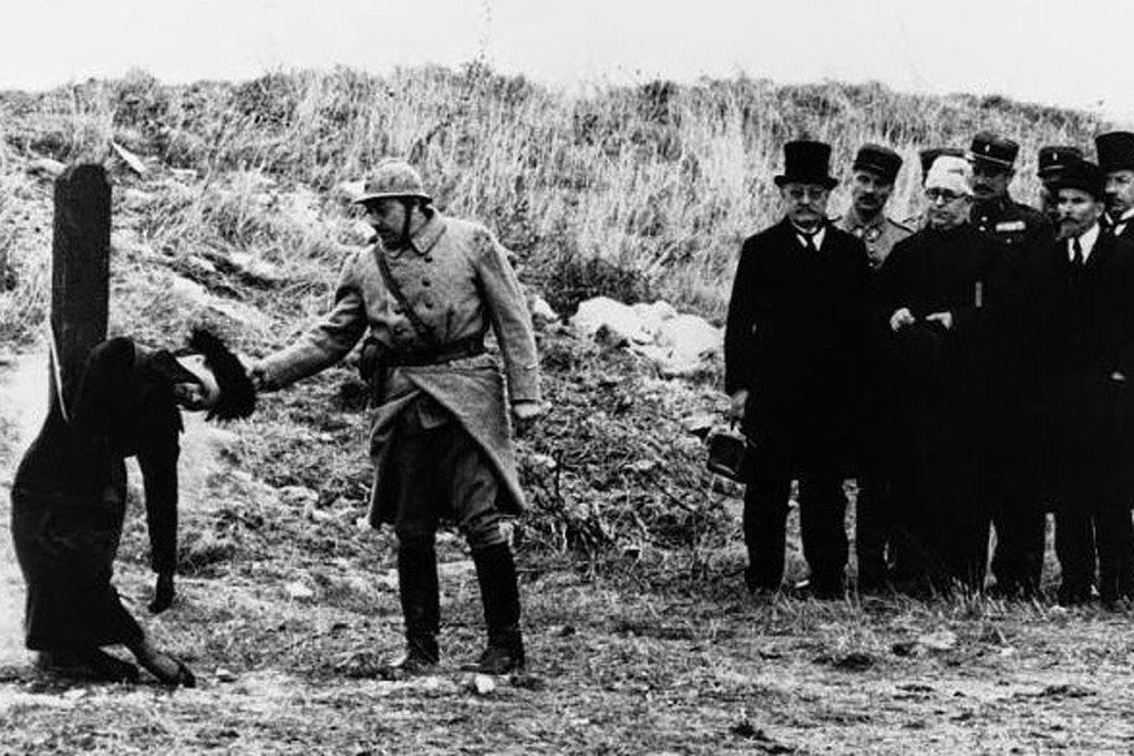 Mata Hari, povestea faimoasei curtezane de la a cărei execuție se împlinesc 101 ani (VI) Executia lui Mata Hari
